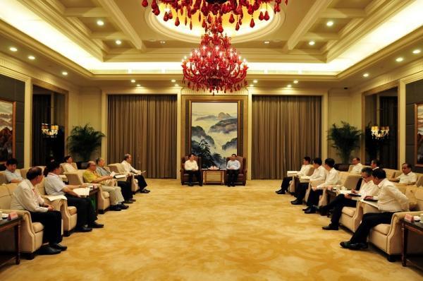 中国工程院与福建省人民政府签署新一轮战略合作框架协议